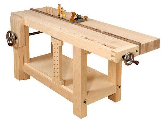 Etabli luthier